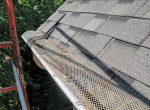 Installing Gutter Covers
